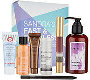 QVC Beauty Sandras Favorites 7-piece Collection - A293754