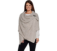 The GivingShawl A Giftable Hug with Decorative Pin - A303154