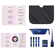 eSalon Personalized at Home Hair Color Kit - A310654