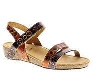 Spring Step LArtiste Collection Amaryllis Leather Sandals - A332254