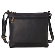 Le Donne Leather Savanna Crossbody - A362954