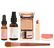 Josie Maran 6-pc Rose Gold Glow Head to Toe Collection - A234955