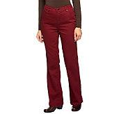Liz Claiborne New York Hepburn Bootcut Denim Jeans - A251255