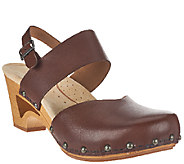 Dansko Closed-toe Sandals with Adj. Backstrap - Thea - A264855