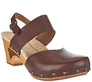 Dansko Closed-toe Sandals with Adj. Backstrap - Thea - A264855