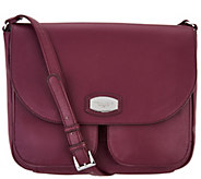 Tignanello Pebble Leather Large Crossbody Handbag - A296555