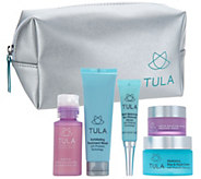 TULA by Dr. Raj 5-Piece Probiotic Skin Care Discovery Kit - A297655