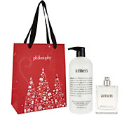 philosophy 32 oz amen shower gel & 4 oz EDT duo Auto-Delivery - A304855