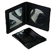 Lee Sands Eelskin Mirror & Coin Case Set - A331255
