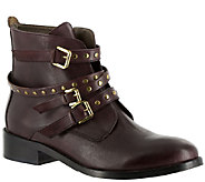 Bella Vita Leather Ankle Boots - Mod-Italy - A337655