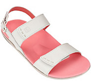Spenco Orthotic Leather Adj. Strap Sandals - Alex II - A340255