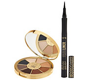 tarte Rainforest of The Sea Eye Shadow Palette & Eyeliner Duo - A341855