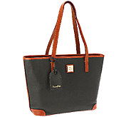 Dooney & Bourke Pebble Leather Charleston Shopper - A234756