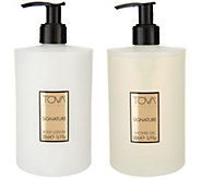 TOVA Super-Size Signature Body Lotion & Shower Gel Duo - A256856