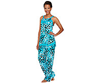 Carole Hochman Butterfly Kisses 2 Piece Pajama Set - A262456