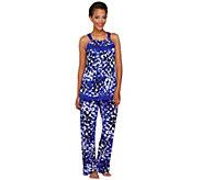 Carol Hochman Butterfly Kisses 2 Piece Pajama Set - A262456