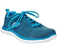 As Is Skechers Lace- up Sneakers w/Memory Foam - Next Generation - A269056