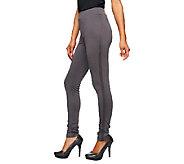 As IsJennifer Hudson Collection Slim Leg Tuxedo Pants - A273956