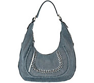 Aimee Kestenberg Pebble Leather Hobo - Genny - A275856