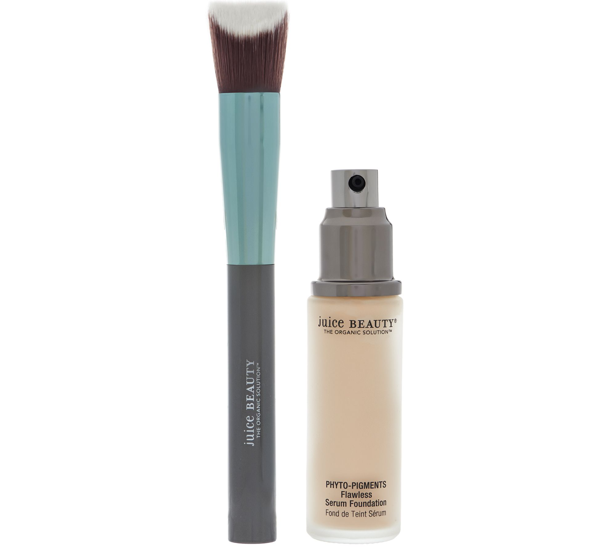 Juice Beauty Serum Foundation With Angle Brush