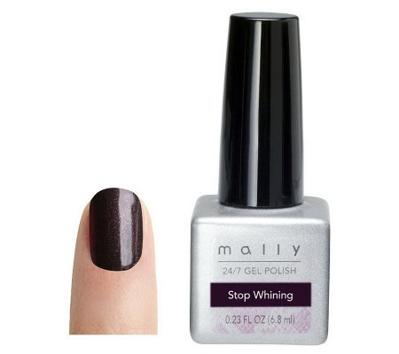 Mally 24/7 Gel Polish Nail Color