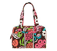 Vera Bradley Signature Print Caroline Shoulder Bag - A235157