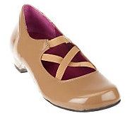 Vionic Orthotic Cross Strap Shoes - Ava - A237257
