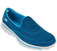 Skechers GOwalk 2 Slip-on Sneakers - Upbeat - A257557