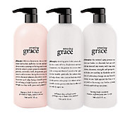 philosophy super-size all things grace fragrance trio - A257757