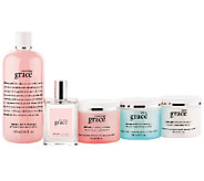 philosophy 5-piece layering fragrance collection - A265557