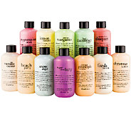 philosophy miraculous 12 pc shower gel collection - A270557