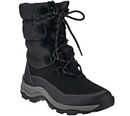 Clarks Outdoor Waterproof Cold Weather Lace-up Boots - Arctic Mission - A271857