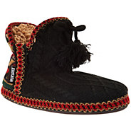 MUK LUKS Amira Slippers with Jojoba Infused Furpa Lining - A281557