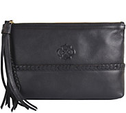 As Is orYANY Pebble Leather Pouch- Alea - A291557