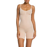 Spanx Oncore Mid-Thigh Bodysuit - A293557