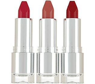 Mally H3 Lipstick Trio