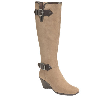 Find great deals on eBay for womens extended calf boots. Shop with confidence.