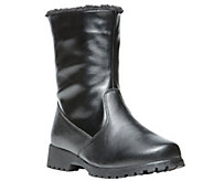 Propet Mid-Calf Leather Boots - Madison - A338257