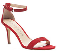 Sole Society Leather Sandals - Dace - A339657