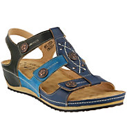 LArtiste by Spring Step Leather Sandals - Melissa - A363657