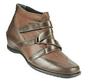 Spring Step Allegra Leather Mid Boots - A184858