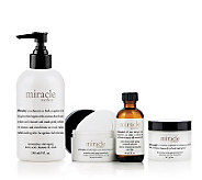 philosophy miracle worker miraculous anti-aging 3pc essentials kit - A225558