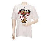 2012 NBA Champions Miami Heat Locker Room T-Shirt - A229658