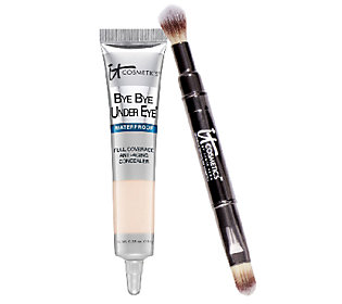 Product image of It Cosmetics Waterproof Bye Bye Under Eye Concealer with Brush