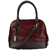 Tignanello Glazed Vintage Leather RFID Domed Satchel - A272258