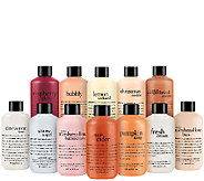 philosophy seasons greetings 12pc shower gel collection - A273258
