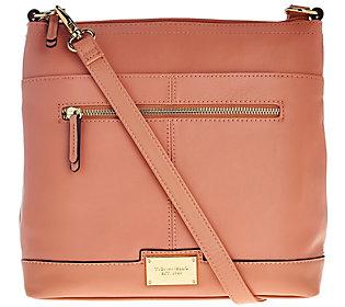 Tignanello Glove Leather RFID Convertible Crossbody Bag