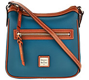 As Is Dooney & Bourke Pebbled Leather Crossbody Bag - A280158
