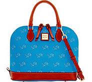 Dooney & Bourke NFL Lions Zip Zip Satchel - A285758