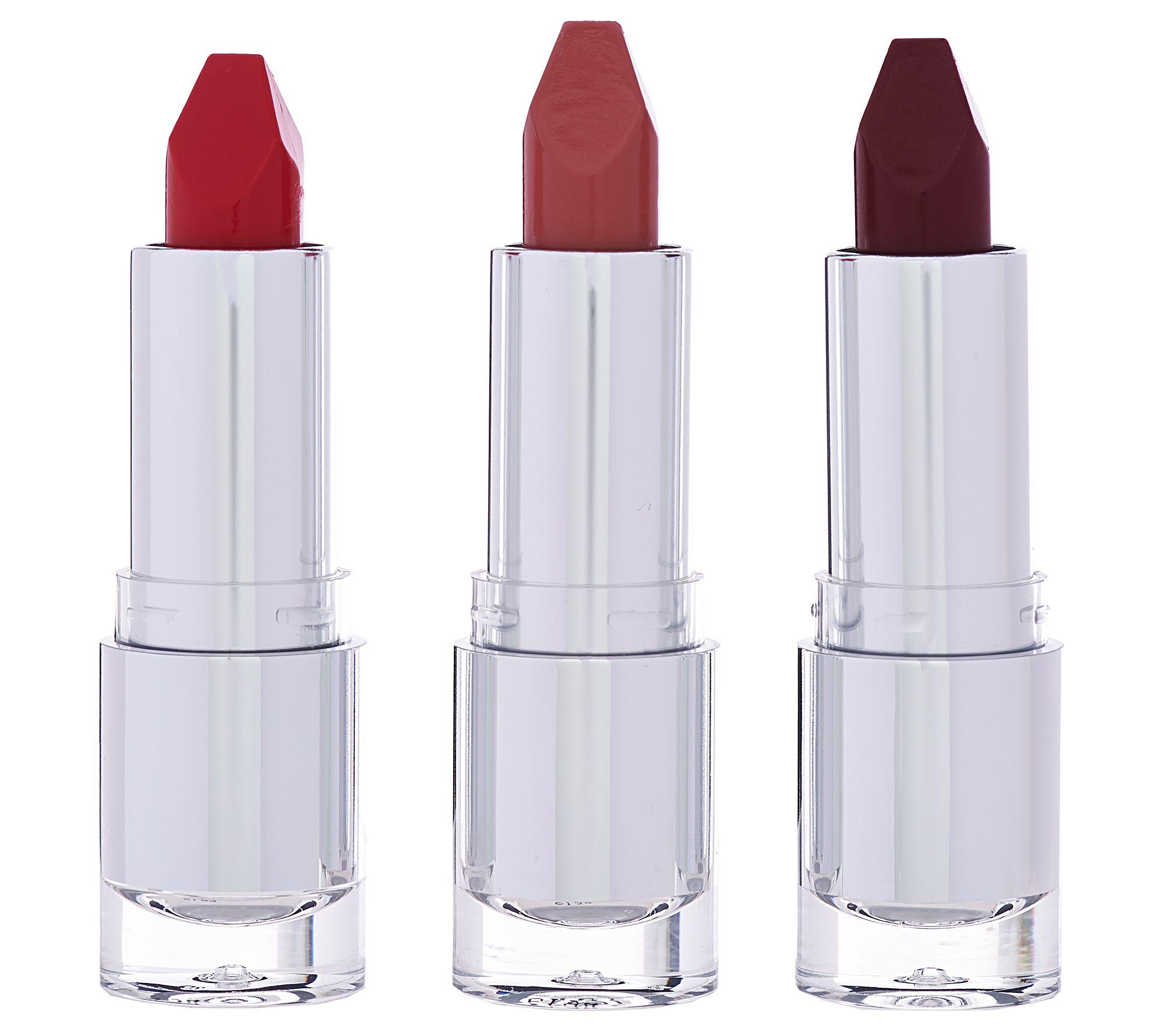Colour care london lipstick price - Mally H3 Gel Lipstick Trio A289058